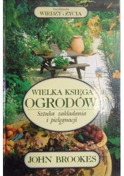Wielka księga ogrodów