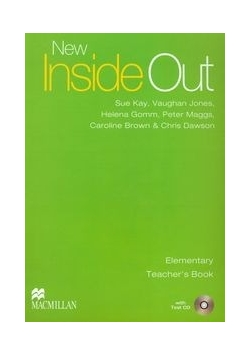 New inside out + CD