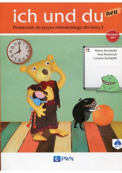 Ich und du neu 1 Podręcznik do języka niemieckiego