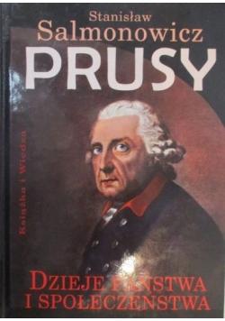 Prusy: Dzieje państwa i społeczeństwa