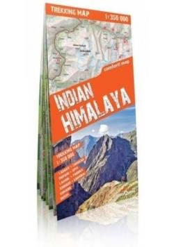 Trekking map Himalaje Indyjskie 1:350 000 mapa