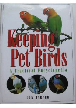 Keeping pet birds