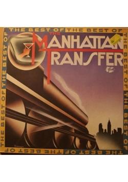 The Best Of The Manhattan Transfer, płyta CD