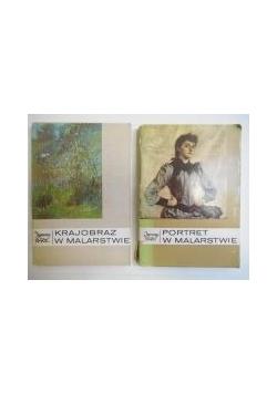Portret w malarstwie / Krajobraz w malarstwie