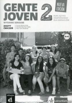 Gente Joven 2 Nueva Edicion ćwiczenia LEKTORKLETT