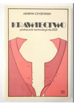 Krawiectwo - podręcznik technologii dla ZSZ