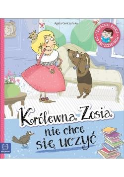 Królewna Zosia nie chce się uczyć