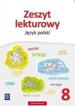J.Polski SP 8 Zeszyt lekturowy WSiP