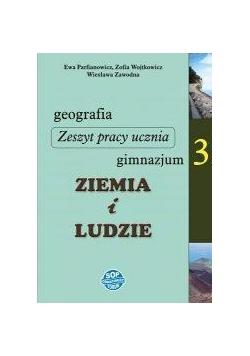 Geografia GIM 3 Ziemia i ludzie zadania SOP