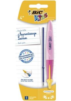 Długopis Twist Boys/Girls niebieski bls BIC