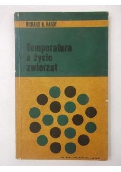 Temperatura a życie zwierząt