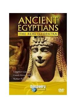 Ancient Egyptians - The Real Cleopatra, DVD
