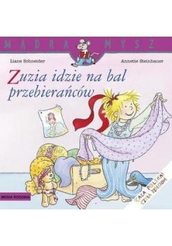 Mądra mysz - Zuzia idzie na bal przebierańców