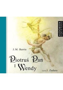 Piotruś Pan i Wendy. Książka audio CD MP3