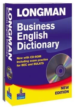 Słownik Business English Dictionary New PEARSON