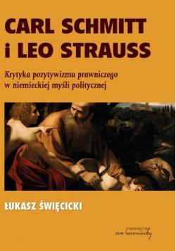 Carl Schmitt i Leo Strauss