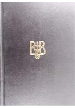 Biblia to jest całe Pismo Święte Starego i Nowego Testamentu