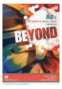 Beyond A2+ SB Premium MACMILLAN