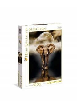 Puzzle High Quality Collection The Elephant 1000