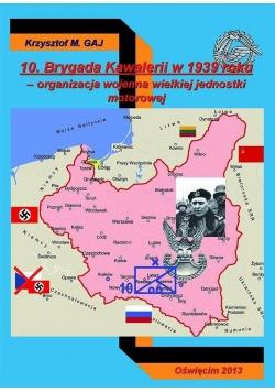 10 Brygada Kawalerii w 1939 roku