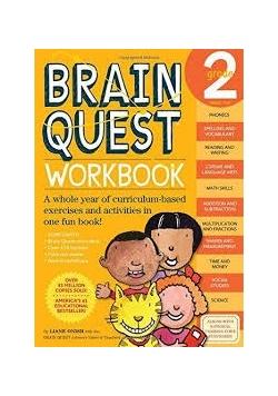 Brain Quest worbook 2