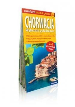 Comfort!map&guide Chorwacja.Wybrzeże południowe