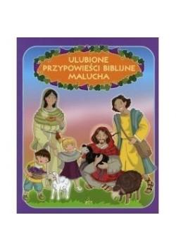 Ulubione przypowieści biblijne malucha