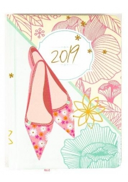 Kalendarz kieszonkowy 2019 Pantofelki ALBI
