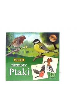 Memory - Ptaki