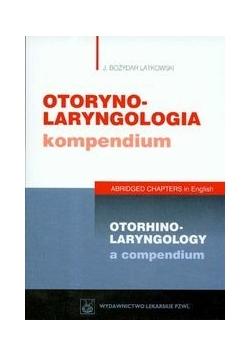 Otorynolaryngologia: kompendium