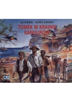 Tomek w krainie kangurów. Audiobook