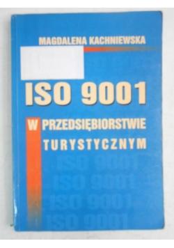 ISO 9001 w przedsiębiorstwie turystycznym