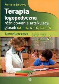 Terapia logop. różnic. art. głosek sz-s, s-ś, sz-ś