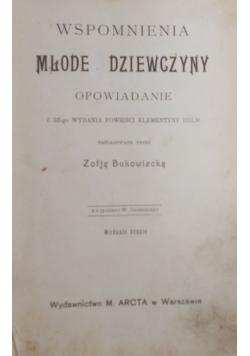 Młode dziewczyny , 1911 r.