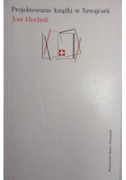 Projektowanie książki w Szwajcarii