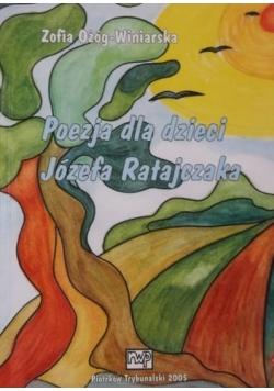 Poezja dla dzieci Józefa Ratajczaka