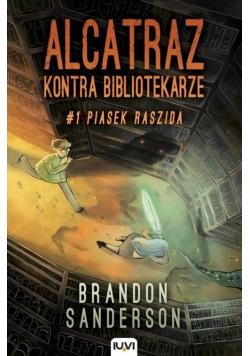 Alcatraz kontra bibliotekarze Piasek Raszida