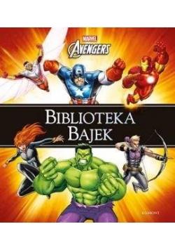 Marvel. Biblioteka Bajek