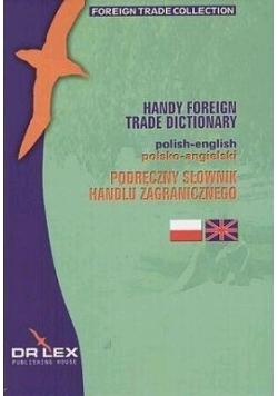 Podręczny Słownik Handlu Zagranicznego - Pol-Ang