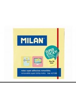 Karteczki samoprzylepne Super Sticky MILAN