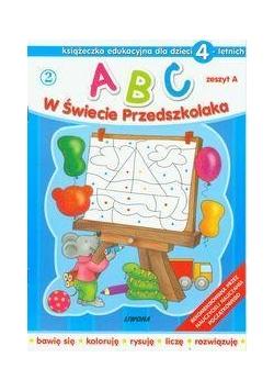 ABC w świecie przedszkolaka A/4 (2) LIWONA
