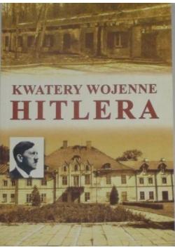Kwatery wojenna Hitlera