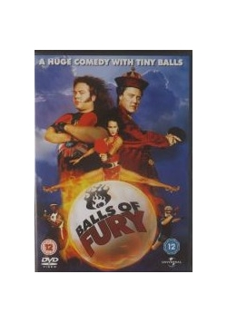 Balls of Fury, DVD