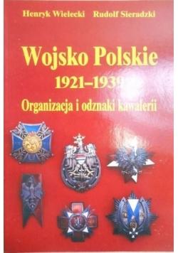 Wojsko Polskie 1921-1939. Organizacja i odznaki kawalerii