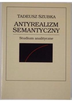 Antyrealizm semantyczny