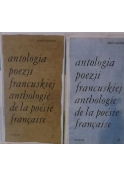 Antologia poezji francuskiej, t. 1-2