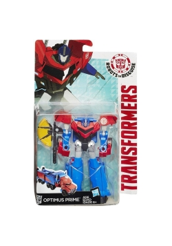 Transformers Robots in Disguise. Optimus Prime