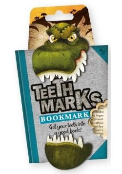 "Teeth Marks - zakładka ""zębowa"" - Dinozaur"