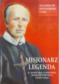 Misjonarz legenda