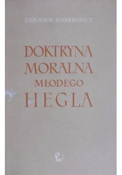 Doktryna moralna młodego Hegla